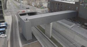 Kauppakeskus Hertsi silta